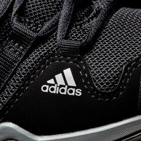 adidas TERREX AX2R Zapatillas Niños, core black/core black/vista grey